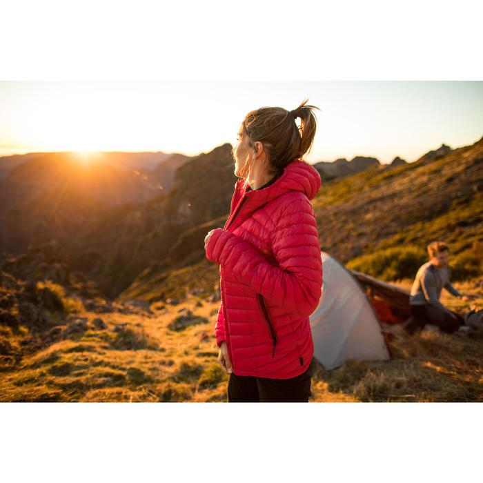Doudoune trekking Full Down femme - 1232919