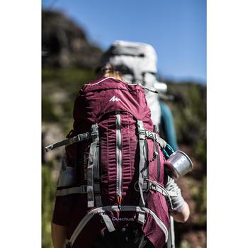 Sac à dos Trekking easyfit femme 50 litres violet - 1232923