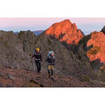 Veste trekking Windwarm 500 softshell femme - 1232924