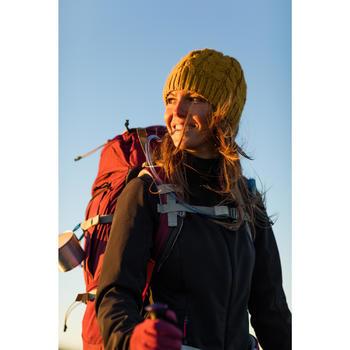 Veste trekking Windwarm 500 softshell femme - 1232928