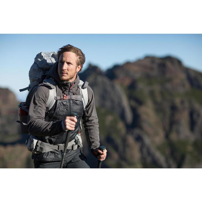 Veste softshell TREKKING montagne TREK 900 HYBRID homme - 1232948