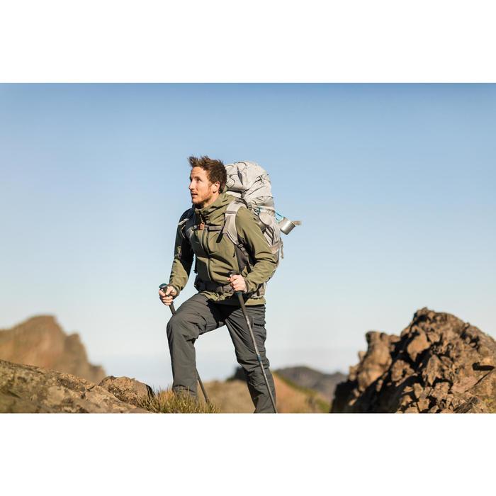 Veste trekking Windwarm 500 softshell homme - 1232949