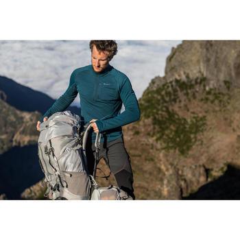 T-shirt manches longues trekking montagne TREK 900 wool homme - 1232958