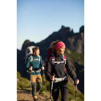 Veste trekking Windwarm 500 softshell femme - 1232965