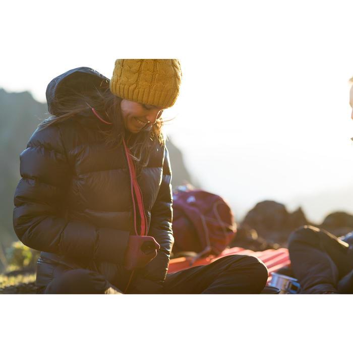 Doudoune trekking Top-warm femme - 1232972