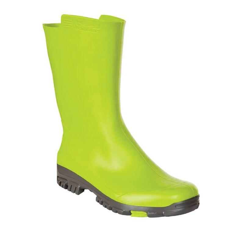 Katiuskas Botas Agua Caza Solognac Inverness 100 Niños Verde Impermeable
