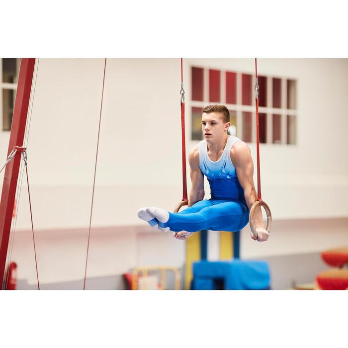 Leotard Gymnastique Artistique Masculine (GAM) Garçon - 1233305