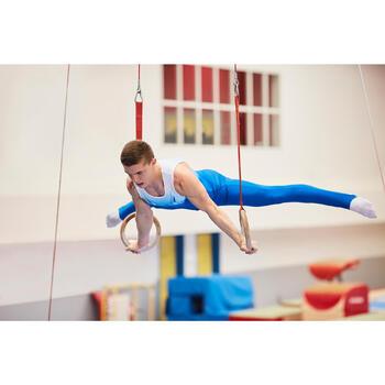 Leotard Gymnastique Artistique Masculine (GAM) Garçon - 1233309