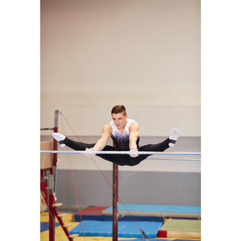 Leotard Gymnastique Artistique Masculine (GAM) Garçon - 1233311