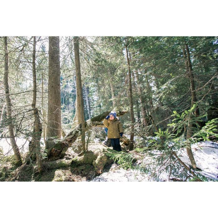 Veste de randonnée neige junior SH500 x-warm - 1233321