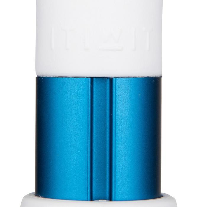 Verstelbare en demonteerbare sup-peddel 100 170-210 cm blauw