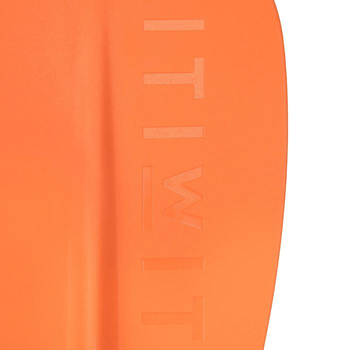 PAGAIE STAND UP PADDLE 100 REGLABLE 170-210 CM ORANGE - 1233363