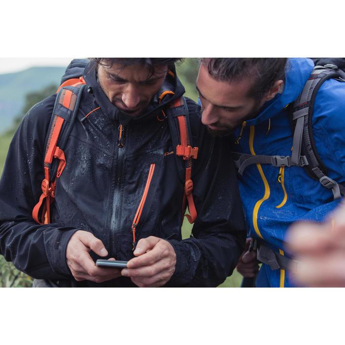 Veste pluie imperméable randonnée homme Forclaz 400 - 1233440