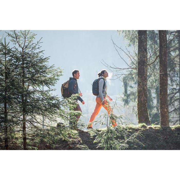Wanderrucksack Naturwandern NH500 30 Liter dunkelgrau
