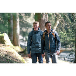 Pullover Naturwandern NH500 Herren navy