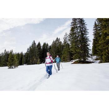 Pantalon de randonnée femme SH500 chaud - 1233533