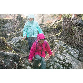 Veste de randonnée neige junior SH100 warm bleue - 1233537
