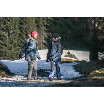 Veste chaude imperméable de randonnée Garçon XX WARM - 1233545