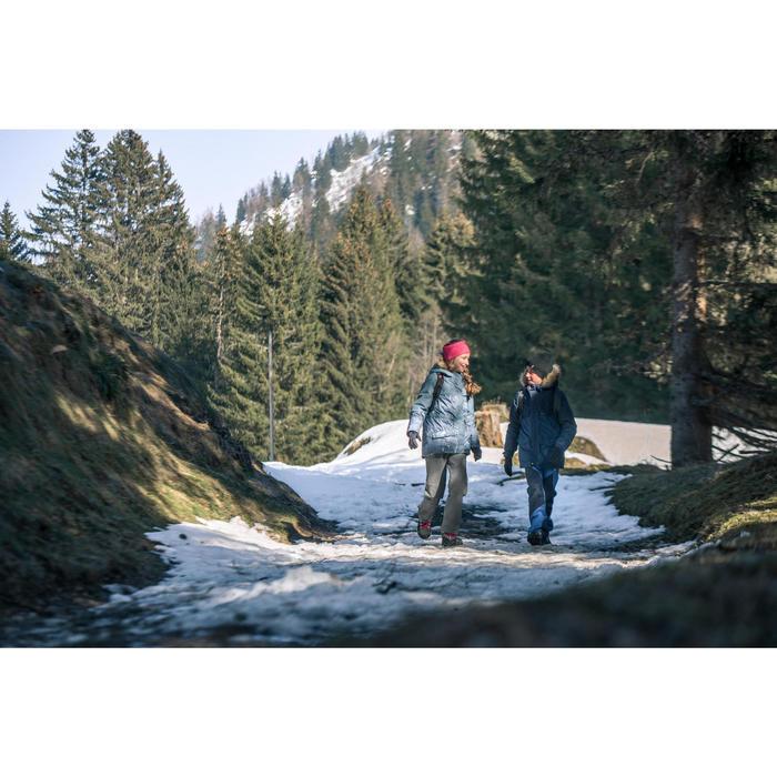 Veste chaude imperméable de randonnée Garçon XX WARM - 1233568