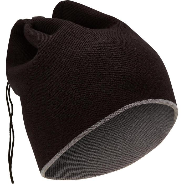 Skinekwarmer voor volwassenen Reverse zwart/grijs