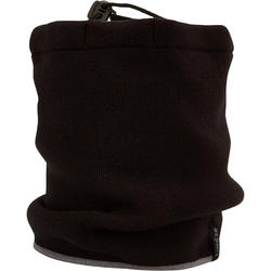 Adult Reverse Ski Neck Warmer-Black/Grey