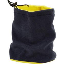 Omkeerbare skinekwarmer voor volwassenen Reverse geel/blauw