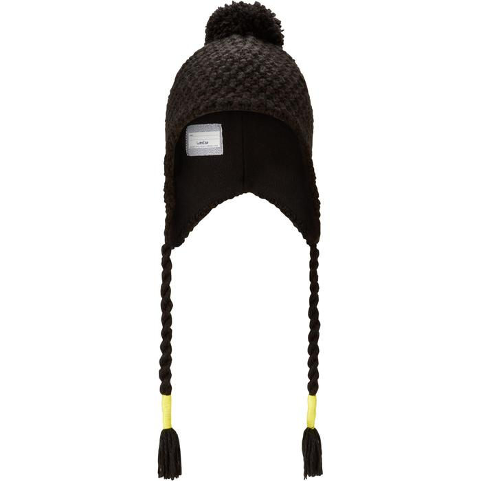 Timeless Children's Ski Peruvian Hat - Black