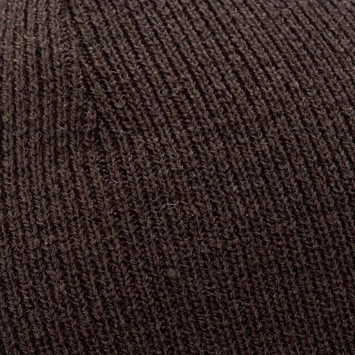 Skimuts volwassenen Reverse zwart/grijs