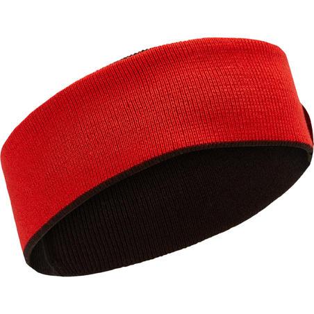 Topi Ski Reverse Anak - Hitam Merah