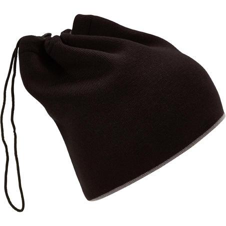 """Slidinėjimo kaklaskarė """"Reverse"""" suaugusiesiems ‒ juodai pilka"""