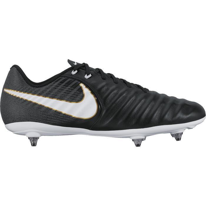Chaussure de football adulte Tiempo Ligera SG noire - 1233763