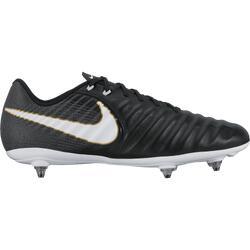 Voetbalschoenen voor volwassenen Tiempo Ligera SG zwart