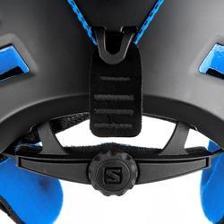 Toerski helm volwassenen Salomon MTN Lab zwart