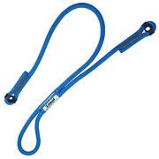 Dvojno nastavljiva vrv z zaključno zanko za plezanje in gorništvo