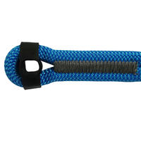 Double climbing and mountaineering lanyard