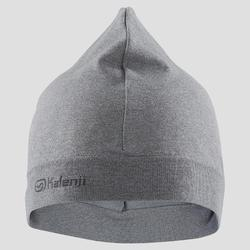 HAT RUNNING MOTTLED GREY