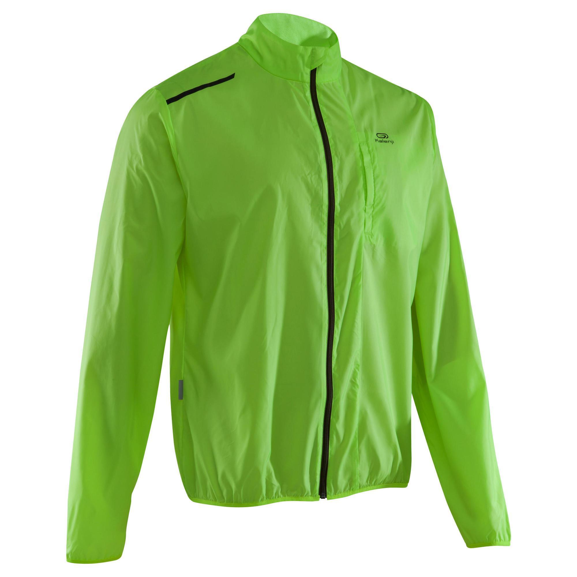 Kalenji Windjack voor hardlopen heren Run Wind