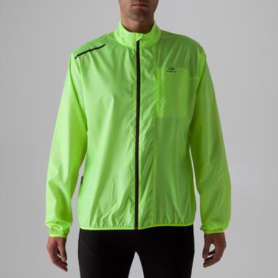 Run Wind Men's Running Jacket - Yellow