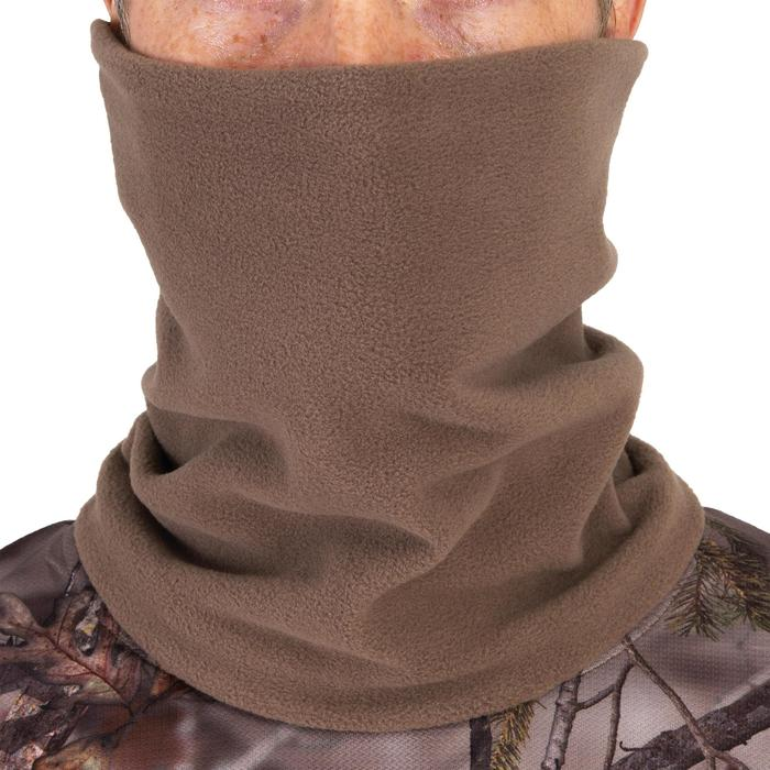 Jagd-Halswärmer Actikam-B warm geräuscharm Camouflage braun