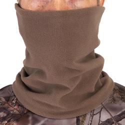 Nekwarmer voor de jacht Actikam camouflage en geruisloze stof