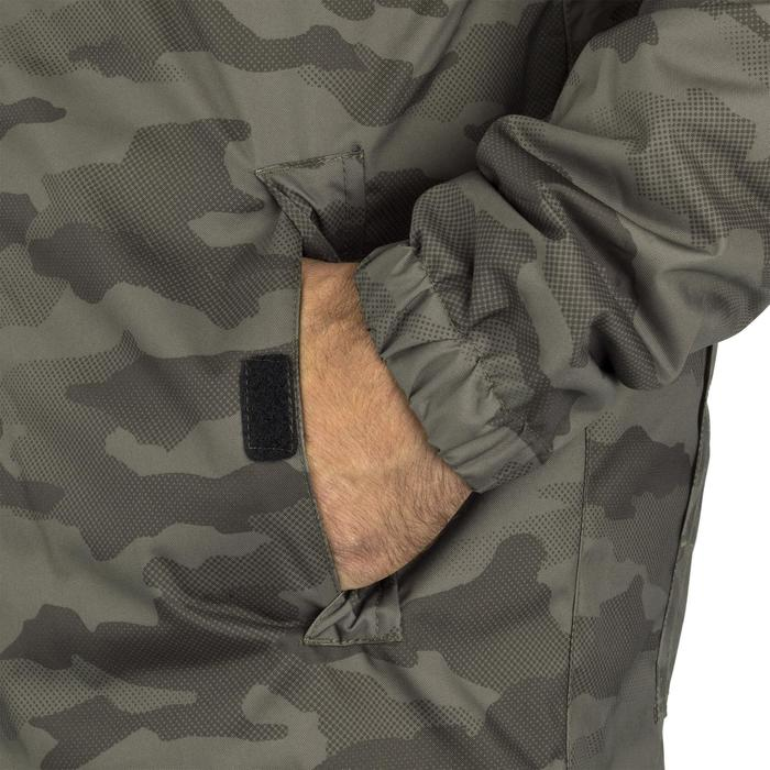 Veste chasse Sibir 100 camouflage woodland - 1234586