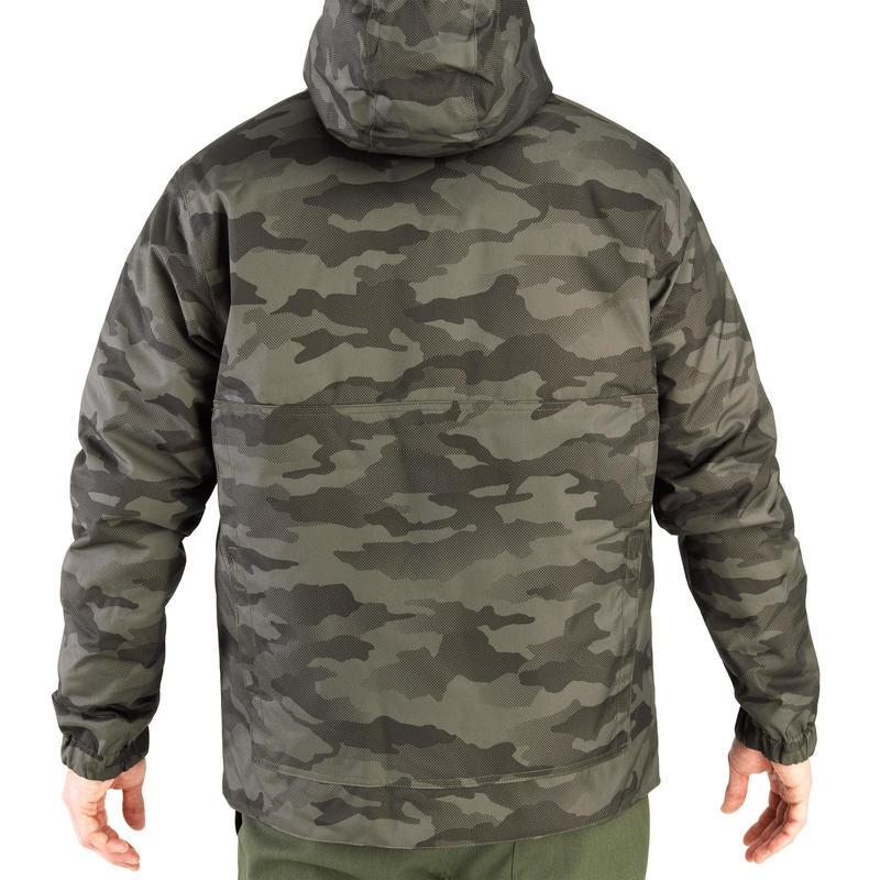 Men's Sibir 100 Camo Halftone Jacket