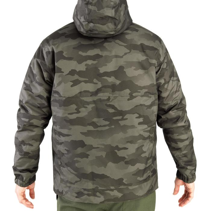 Veste chasse Sibir 100 camouflage woodland - 1234587