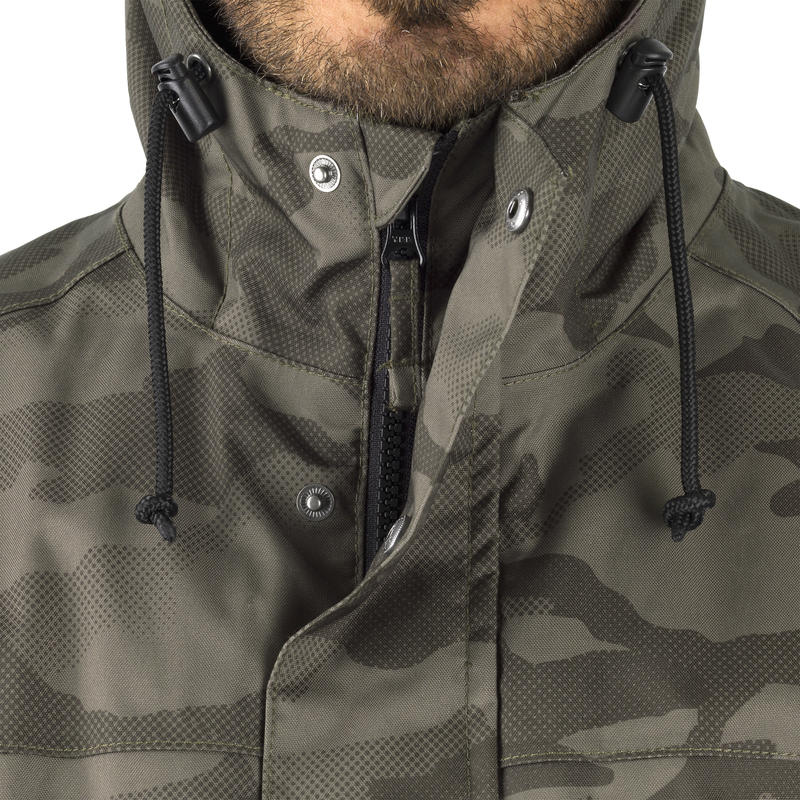Men's Sibir 100 Camo Halftone Jacket