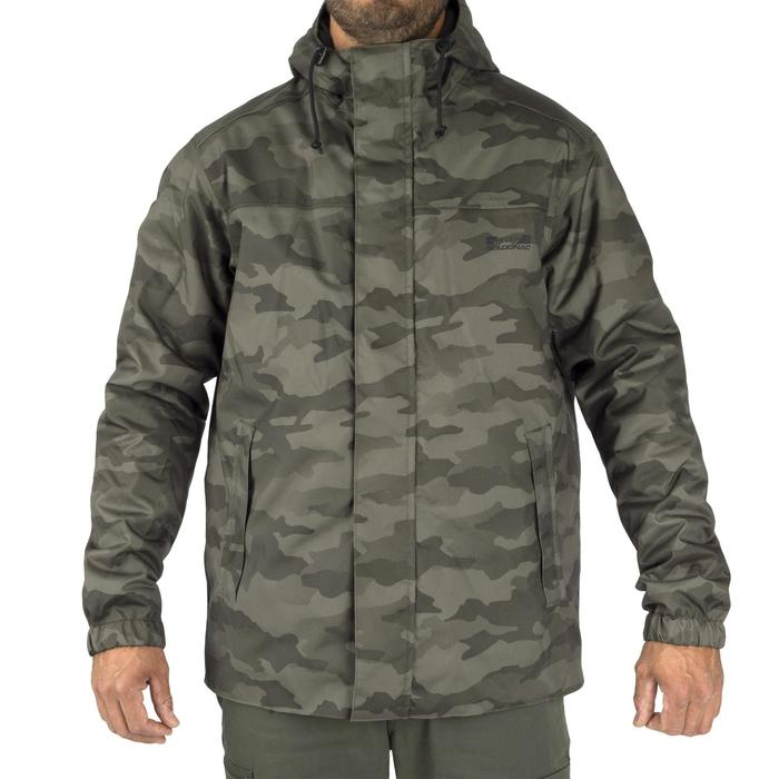 Veste chasse Sibir 100 camouflage woodland - 1234590