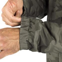 Chaqueta Caza Solognac BGp Sibir 100 Calida Camuflaje Halftone Verde