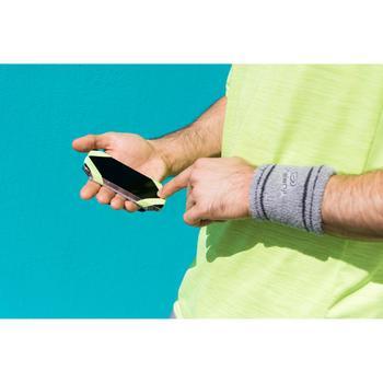 PORTAGE SMARTPHONE A LA MAIN RUNNING NOIR