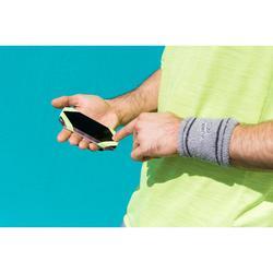 Smartphone-houder voor op de hand hardlopen zwart
