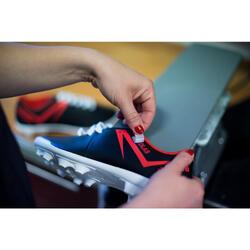 Bedrukking van een paar schoenen