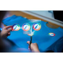 Textildruck einfarbig (7 bis 20 Stück)